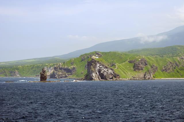 神威岬(かむいみさき)