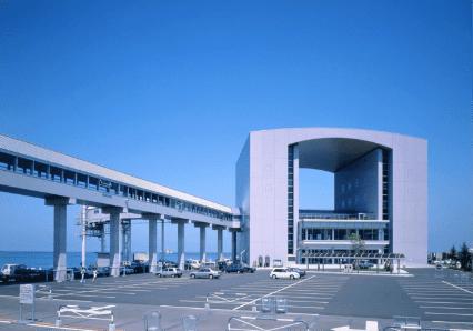 小樽港(勝納埠頭)